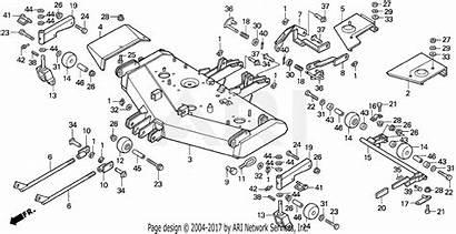 Mower Mm60 Parts Mount Mid Honda Mm2