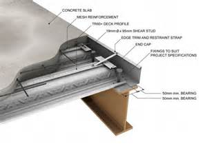 structural metal deck great strength light weight and high speed construction most common