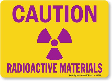 Caution Radioactive Materials Sign  Quick Delivery, Sku. Similar Signs Of Stroke. It Company Banner Banners. Pt Cruiser Decals. Green Colour Banners. Gajendra Moksham Murals. Places That Make Stickers Near Me. Kolaan Murals. Mudflap Decals