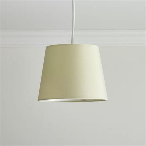 wilko tapered shade parchment 22cm at wilko