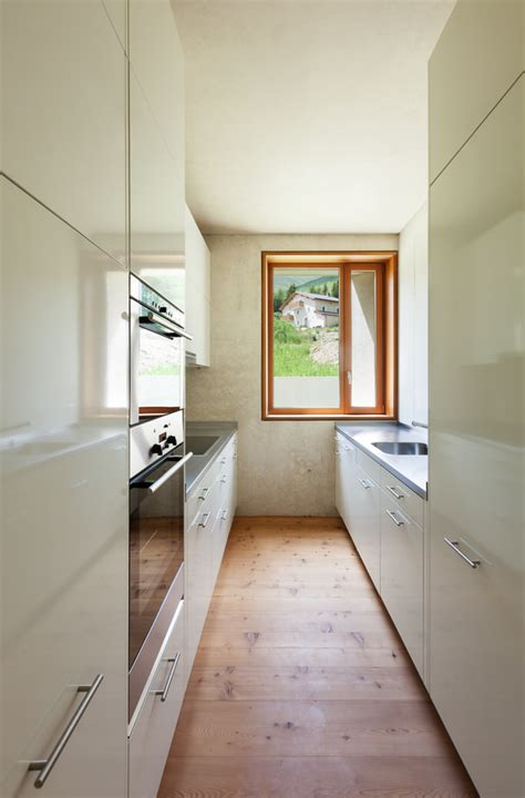 32 Galley And Corridor Kitchens  Interiorcharm