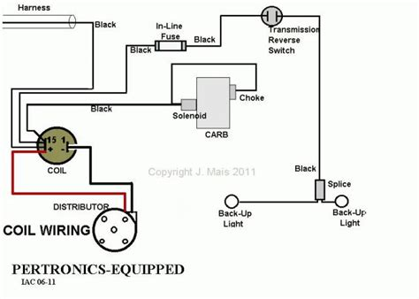 coil wiring hook up s itinerant air cooled