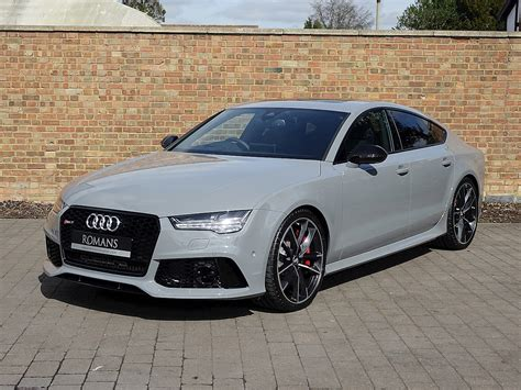 2016 used audi a7 rs7 performance sportback tfsi quattro