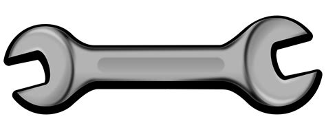 Wrench Clip Big Image Png