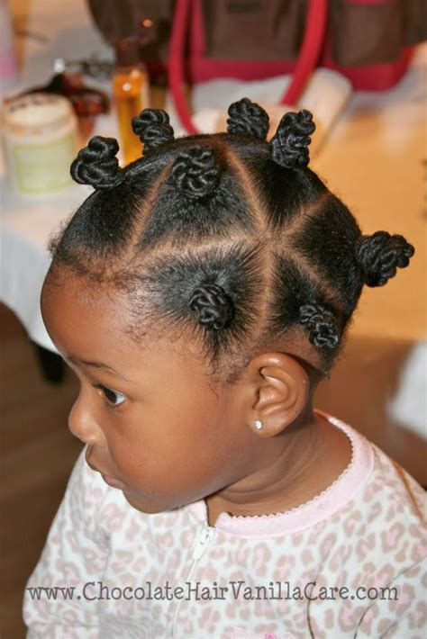 princess haircut best bantu knot out alternative chocolate hair 5819