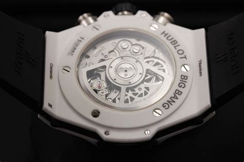 Maybe you would like to learn more about one of these? Hublot Hublot Big Bang Unico 411.hx.1170.rx Ceramic - OCWatchGuy
