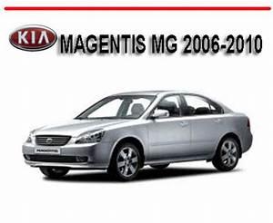 Kia Magentis Mg 2006