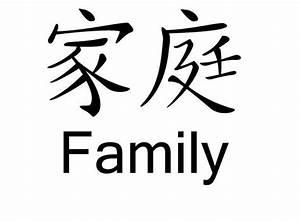 Vinyl Lettering - Chinese Family Vinyl Krazy - Vinyl
