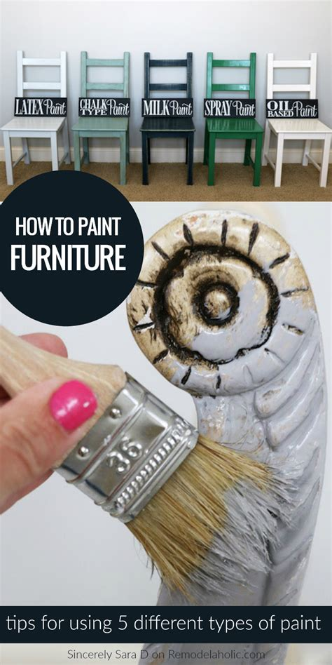 remodelaholic painting furniture tips