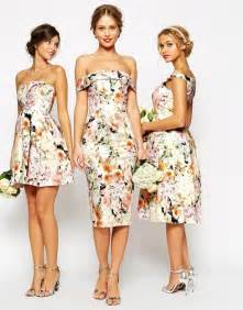 wedding dresses for guests floral dresses for bridesmaids