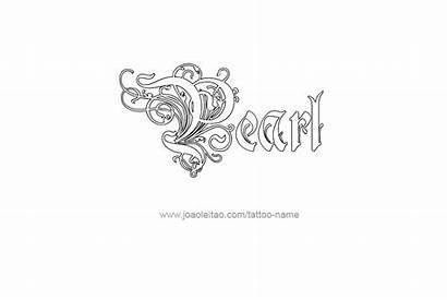 Tattoo Pearl Perla Designs Female