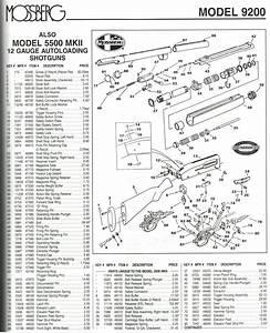 Wtb  Wtb Mossberg 9200 Semi Auto Parts