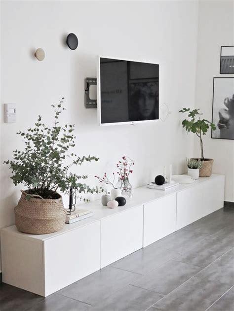 Ikea Besta Sideboard Viel Stauraum Flachbildschirm