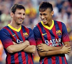 Messi And Neymar Will The Worlds Greatest Player And