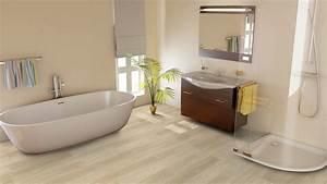 Boden Für Badezimmer : so beeinflussen helle b den die raumwirkung ~ Markanthonyermac.com Haus und Dekorationen