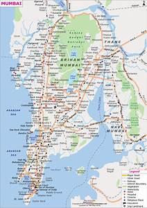 Image Gallery mumbai map