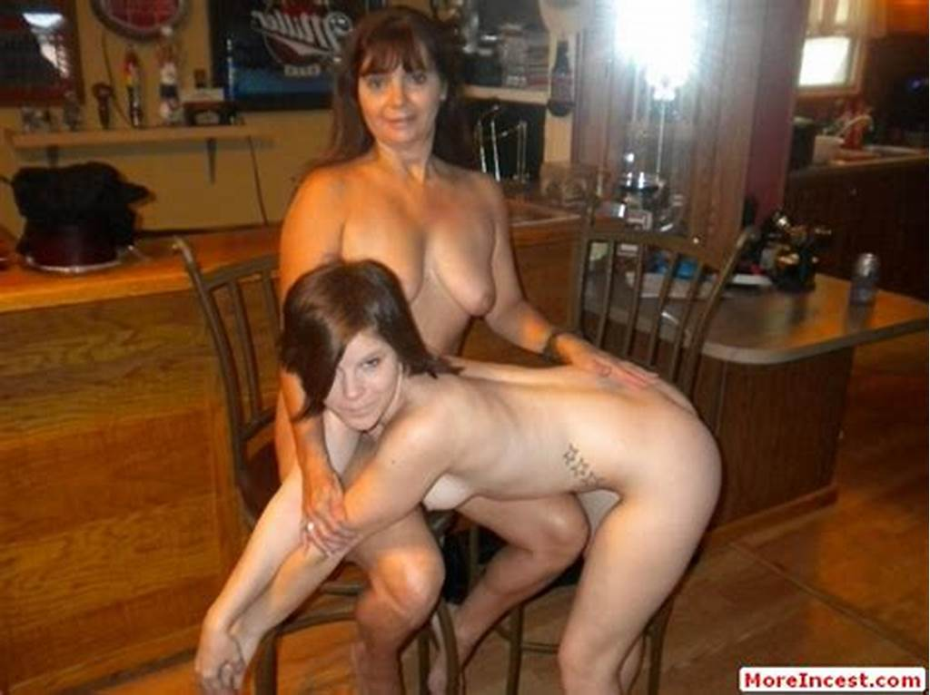 #Nasty #Sisters #& #Long #Dildo #In #Action
