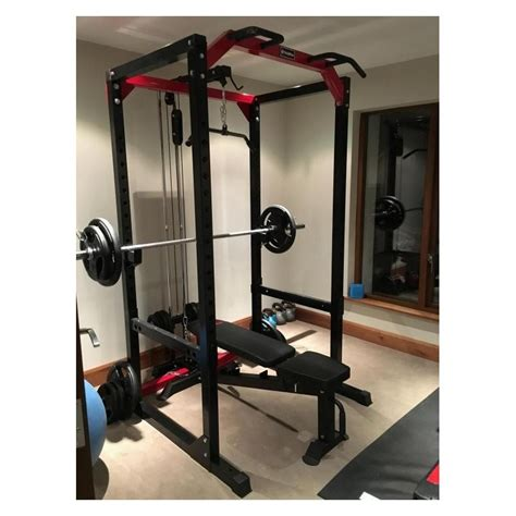 heavy power rack  singapore gym equipment