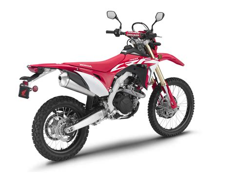 Honda Announce Street Legal Crf 450 L