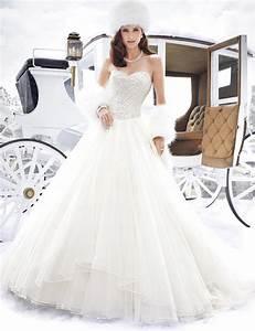 princess a line winter wedding dresses 2017 sweetheart With winter wedding dresses 2017