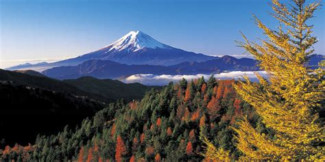 Features Real Beauty Why You Should Climb Japans