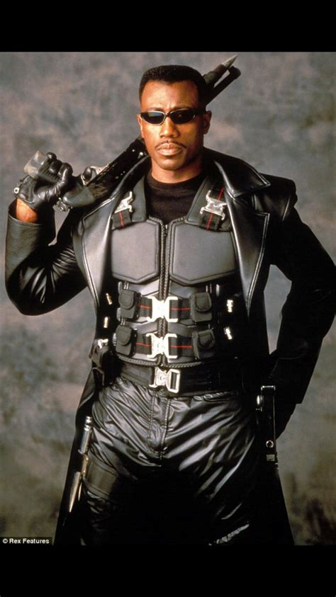 Pin by Antonette on URBAN FILMS | Wesley snipes, Blade ...