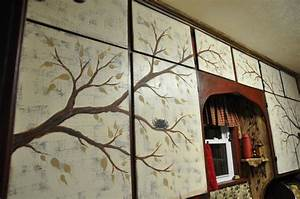 17 best images about painted kitchen doors on pinterest With what kind of paint to use on kitchen cabinets for birds on a branch wall art