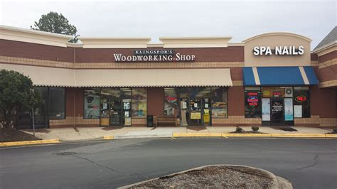 klingspors woodworking shop  hanes mall blvd winston