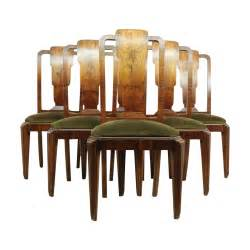 Cheap Dining Chairs Set Of 6 by Dining Vintage French Art Deco Dining Chairs 1930s Set