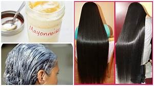 9 Amazing Benefits Of Mayonnaise Hair Treatment