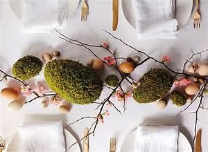 Mit Moos Basteln : 10 bastel und viele dekoideen f r festliche ostertischdeko und fr hliche osterstimmung freshouse ~ Whattoseeinmadrid.com Haus und Dekorationen