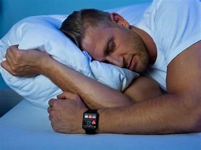 Sleep Tracking Apple Sleeping Wearables Slept Late