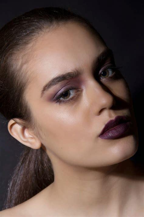 Дневной макияж для карих глаз пошаговое фото
