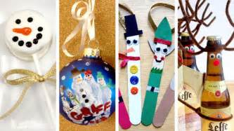 10 christmas craft ideas for kids plus 1 for grown ups too grandparents com