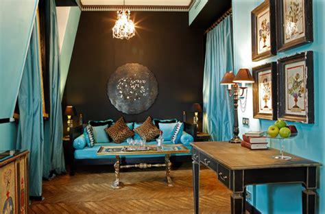 Idée Déco Salon Turquoise