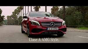 Mercedes Clase A : mercedes benz clase a amg style 30s youtube ~ Medecine-chirurgie-esthetiques.com Avis de Voitures
