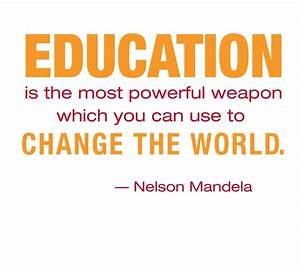 Education Is The Most Powerful Weapon Poster : pin by awd on tools for living pinterest ~ Markanthonyermac.com Haus und Dekorationen