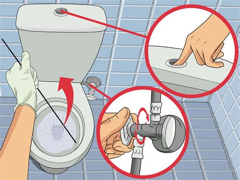 ways to unclog a toilet 5 ways to unclog a toilet without a plunger wikihow