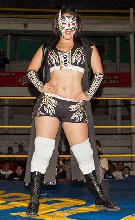 masked luchadora lady maravilla httptheluchadoras