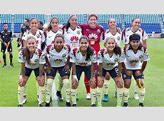Fútbol Femenil América Femenil jugará su primer partido
