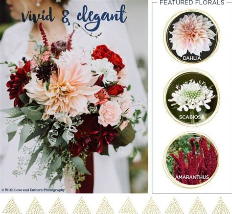 rustic wedding flowers images  pinterest