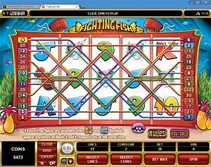 Red Fish Blackjack Ballroom Casino