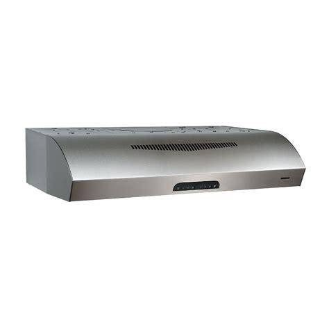 non vented range hoods under cabinet non vented range hoods with led lighting for kitchen vent