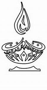 Diwali Coloring Pages Diya Colouring Rangoli Sheets Designs Drawing Craft Pitara Colours Christmas Print Coloringkids Familyholiday Festival Patterns Related Easy sketch template