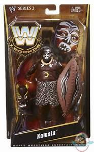 WWE Legends Series 2 Kamala Figure Mattel Toy   Man of ...