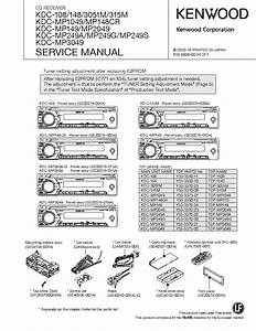 Kenwood Kdc Bt318u Car Stereo Wiring Diagrams