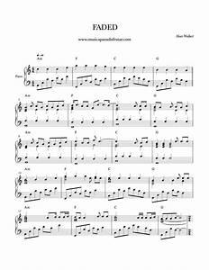 faded alan walker partitura para piano Search Libros, música y cine Pinterest Pianos