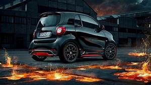 453 ORIGINALE Smart forum Coupe Brabus REAR ROOF SPOILER a4537900000 NUOVO