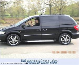 Chrysler Grand Voyager 3 3 2003 Technical Specifications