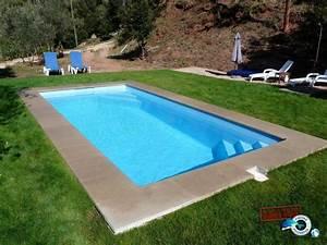 Coque Piscine Espagne : piscine coque polyester bali 630 coque piscine direct usine ~ Melissatoandfro.com Idées de Décoration